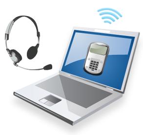 Beneficios de usar el servicio de softphone